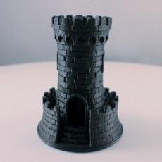 Picture of print of Brick Tower