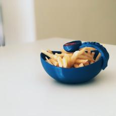 Snack Organizer | SelfCAD 3D Printing Ideas