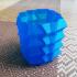 RhombicDodecahedro-vase print image