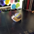 Racing snail - Multimaterial image