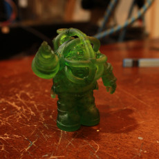 Picture of print of Bioshock Big Daddy