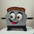 The Brave Little Toaster - Toaster image