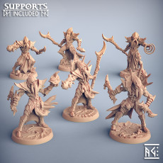 Depth One Reavers - 6 Modular Unit