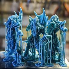 Picture of print of Depth One Reavers - 6 Modular Unit