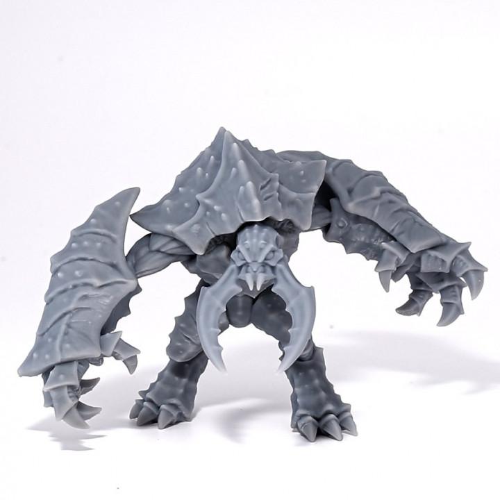 Slathos on Hive Colossus - Depth One Hero on Hive Colossus