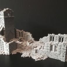 Church ruin - XVIII to XX period