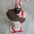 Kratos Bust image