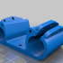Compact bowden extruder carriage image