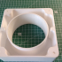 Exaust Air Blower Outlet / Air Duct Adapter_100mm image