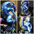 Zixrya - Beauty of the Depths (Fantasy Pin-Up) print image