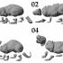 Monstrous Mole-Rat Tabletop Miniatures Bundle image