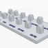 """Minimalist 1/4"""" Socket solder SAE image"""