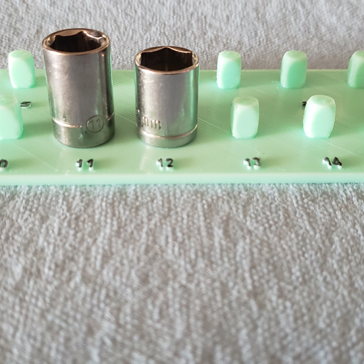 """Minimalist 1/4"""" Socket solder SAE"""