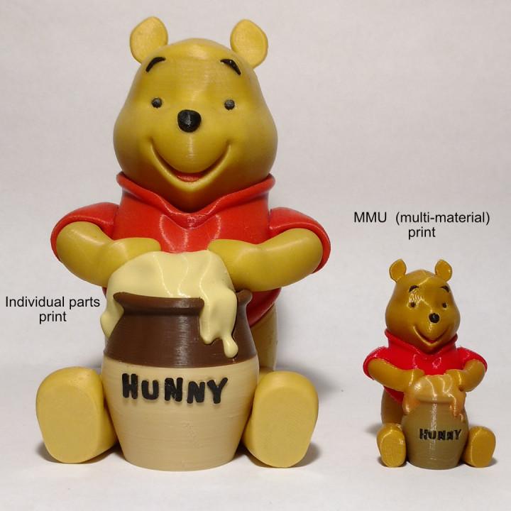 Winnire the Pooh - MMU