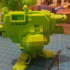Engie Heavy Turret from Deep Rock Galactic (DRG) image