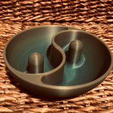 Picture of print of Yin-Yang Bowl