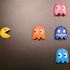 Tiny 3D Pacman Fridge Magnets image