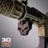 "3DTAC / Airsoft Hand Stops ""RailSkulls"" image"