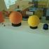 E3D+VET exercise: Solar System image