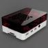 Raspberry Pi 4 case image