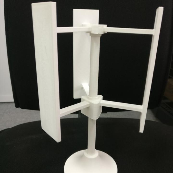 E3D+VET exercise: Wind Turbine