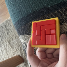 Picture of print of Puzzle 1