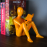 Annabelle Smoothie - Bookend image