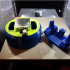 """3DS CUBE 3 REPLACEMENT FILAMENT FEED SYSTEM """"HUBCAP"""" image"""