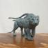 Displacer Beast - D&D Miniature image
