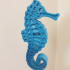 Seahorse Pull Cord image