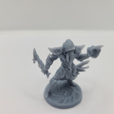 Picture of print of Depth One Reaver - D Modular