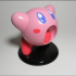 Nintendo - Kirby Firgures sitting and standing image