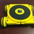 Skater 3D print image