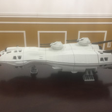Picture of print of Scout Ship Beta