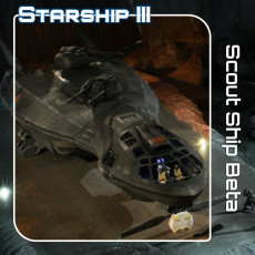 Scout Ship Beta