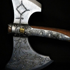 Kratos Axe God of War