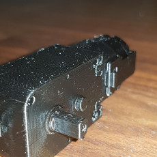 Picture of print of YG2900 DC Geared Motor