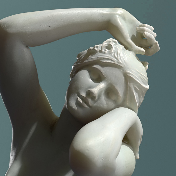 Le Réveil / Galatea (with arm)