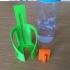 pet water bottle holder image