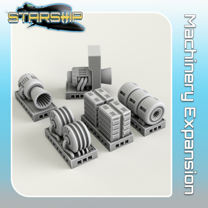 Machinery Expansion
