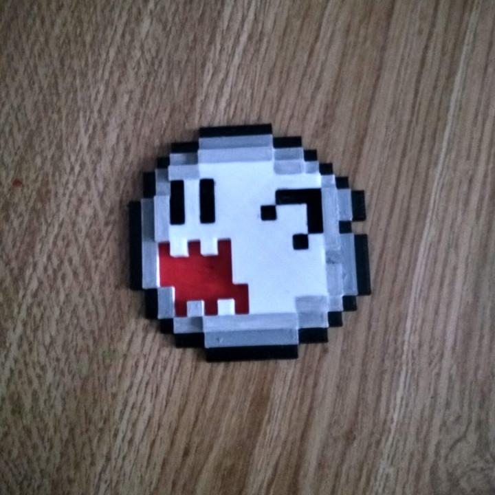 Pixel Boo
