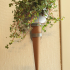 Medieval Torch Planter image