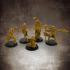Mage Bundle (5 x 32mm scale miniatures) image