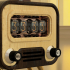 Nixie FunKlock Vintage TV Enclosure image