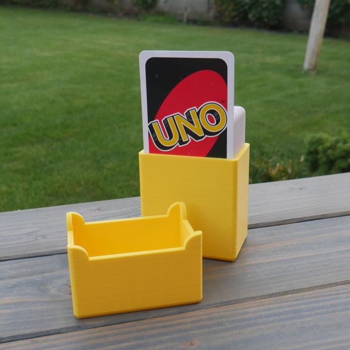 Card box - UNO