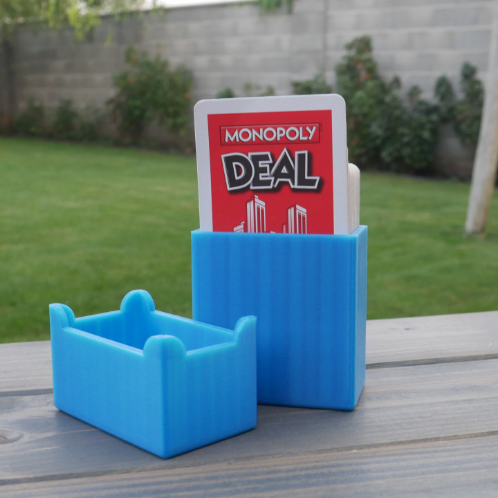 Card box - MONOPOLY DEAL