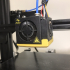 Creality Ender 3 part cooling fan duct image