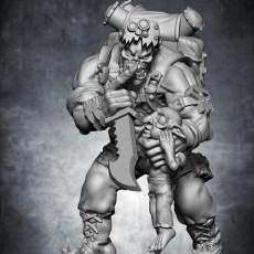 Orc Kommando Ork Blitz Shsss!
