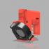 Da Vinci Jr E3D V6 Extruder image