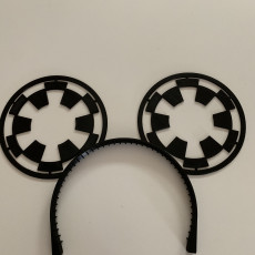 Star Wars Ears - Galactic Empire